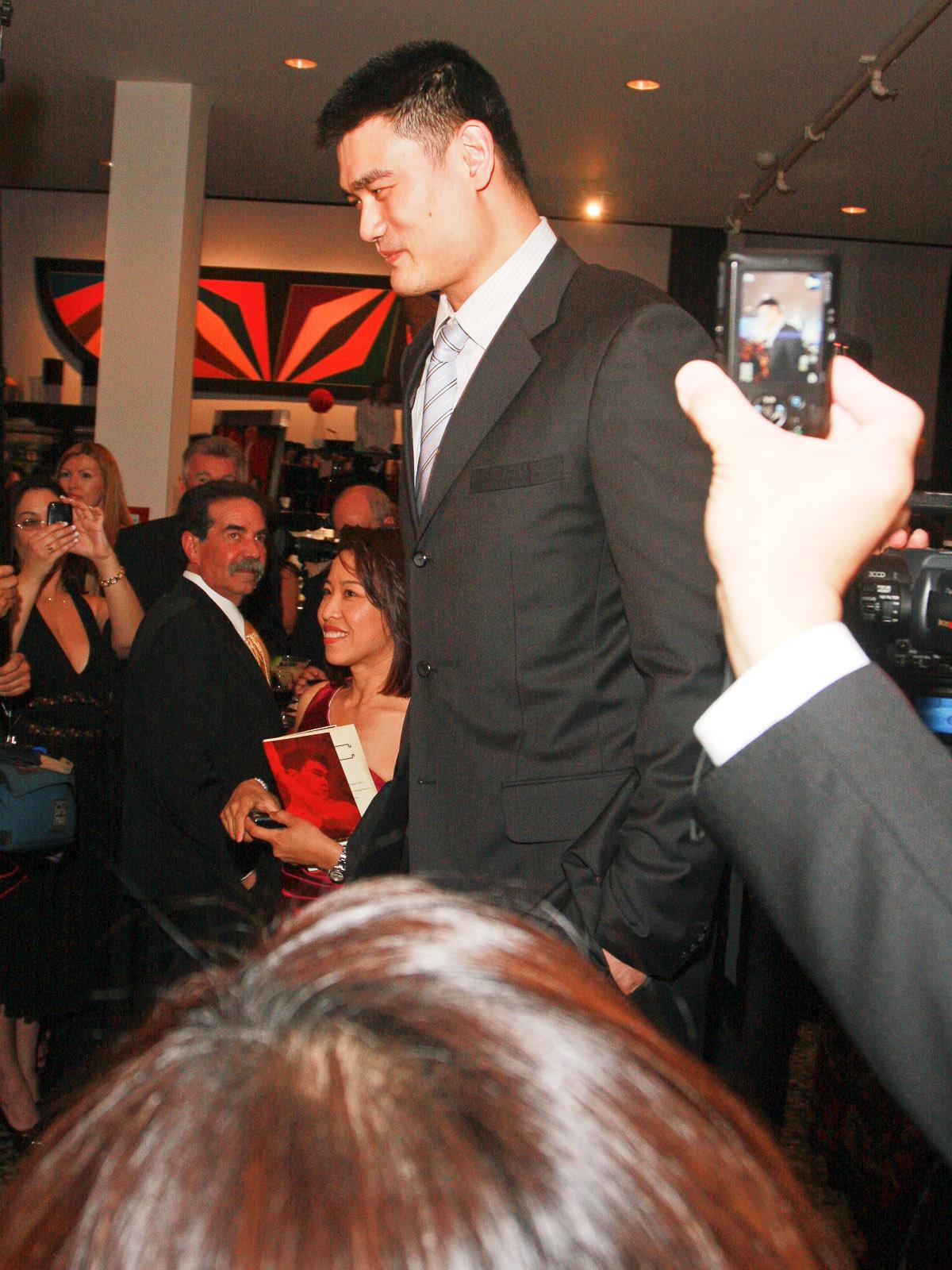 News_Yao Ming_Yao Ming