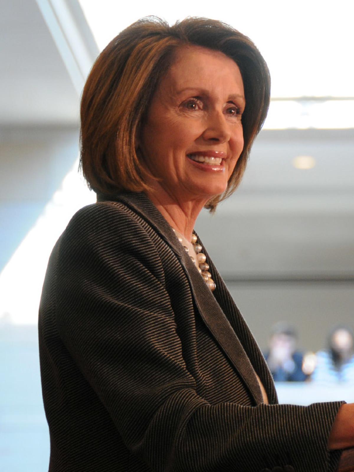 News_Nancy Pelosi_speaker