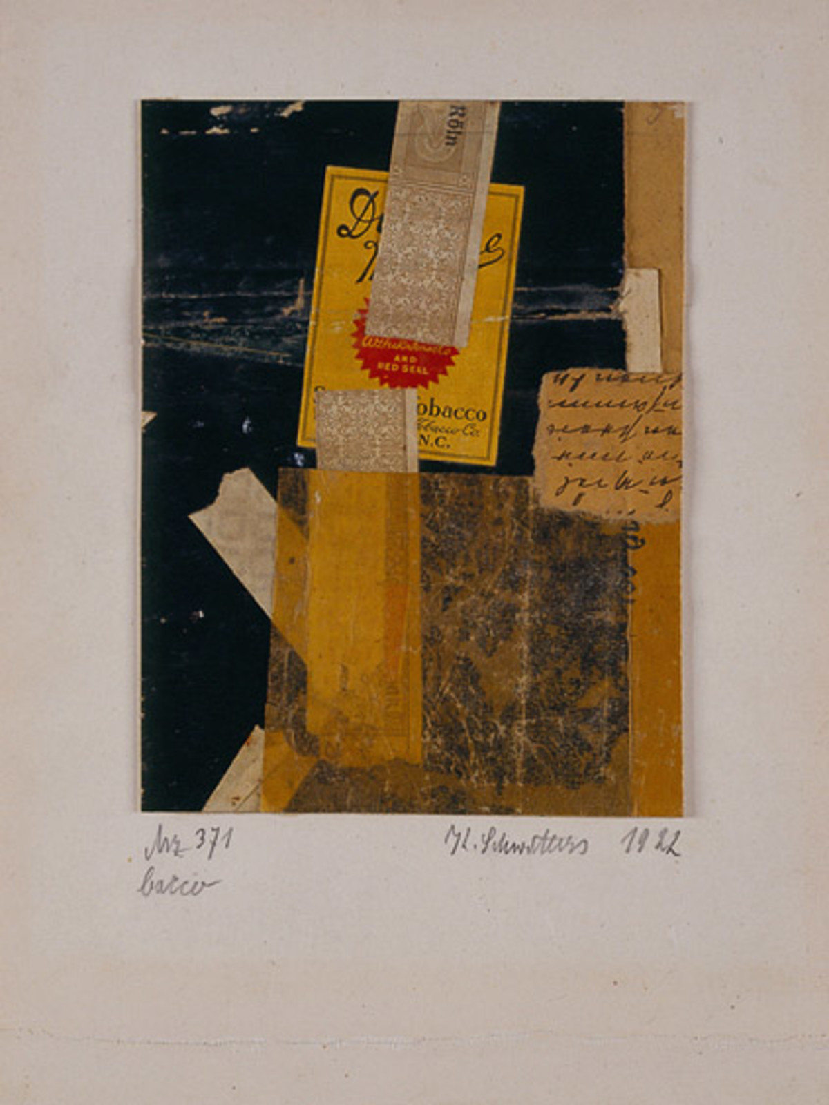 News_Kurt Schwitters_Color and Collage