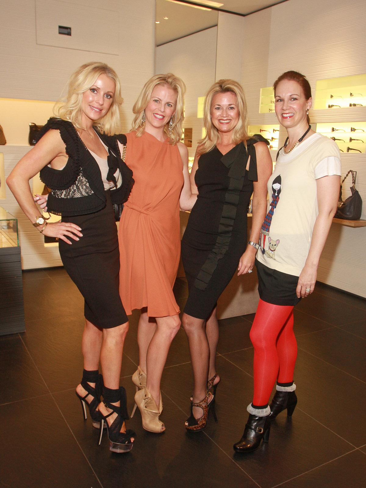 News_Fendi lunch_Joyce Echols_Elizabeth Petersen_Millette Sherman_Beth Muecke