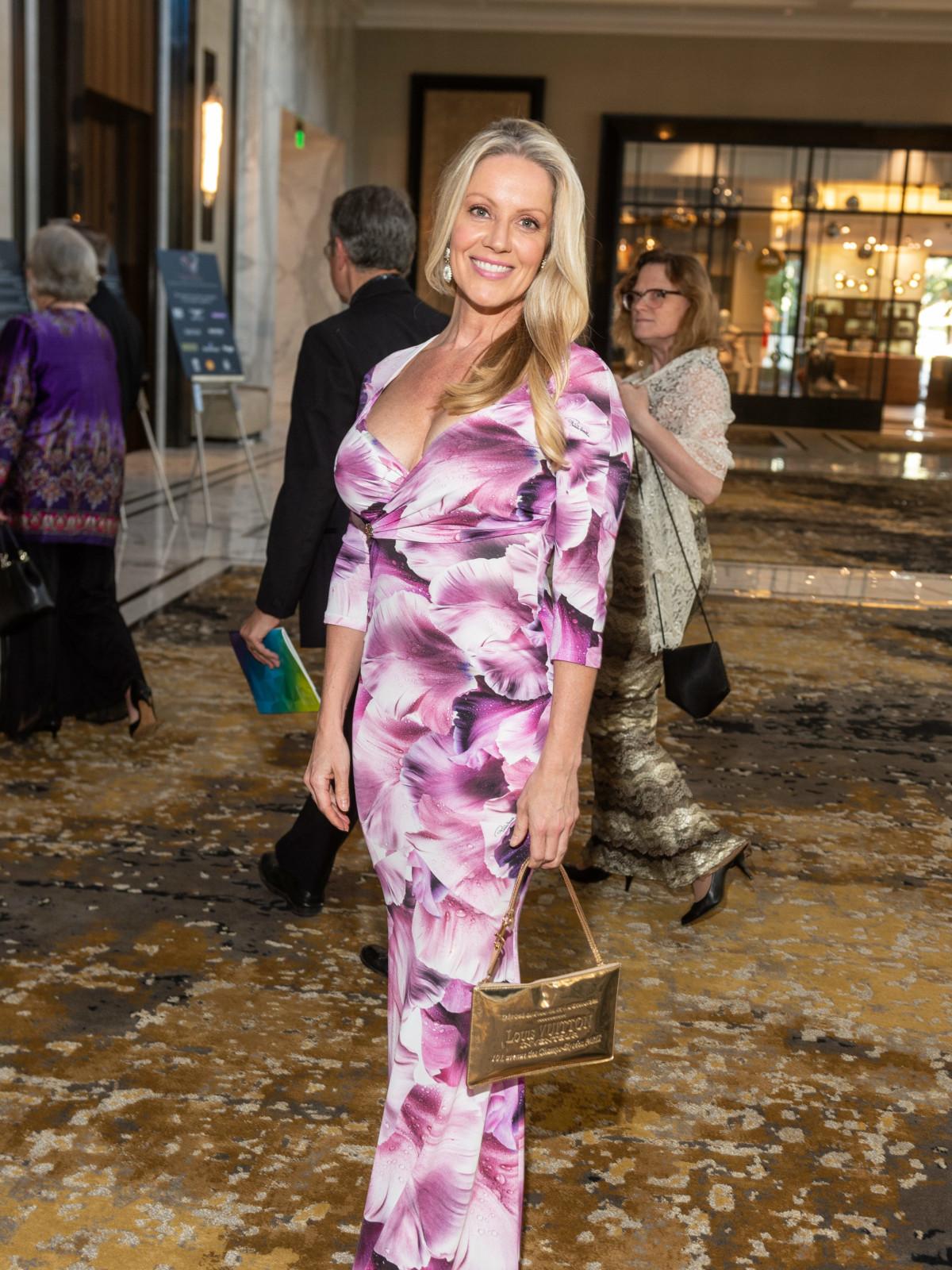 Virtuoso of Houston Gala Melissa Edwards