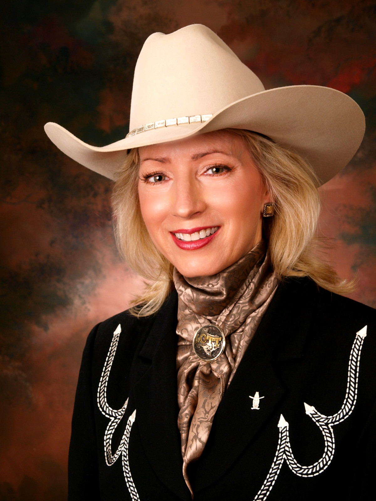 Houston Rodeo Pat Mann Phillips female board member