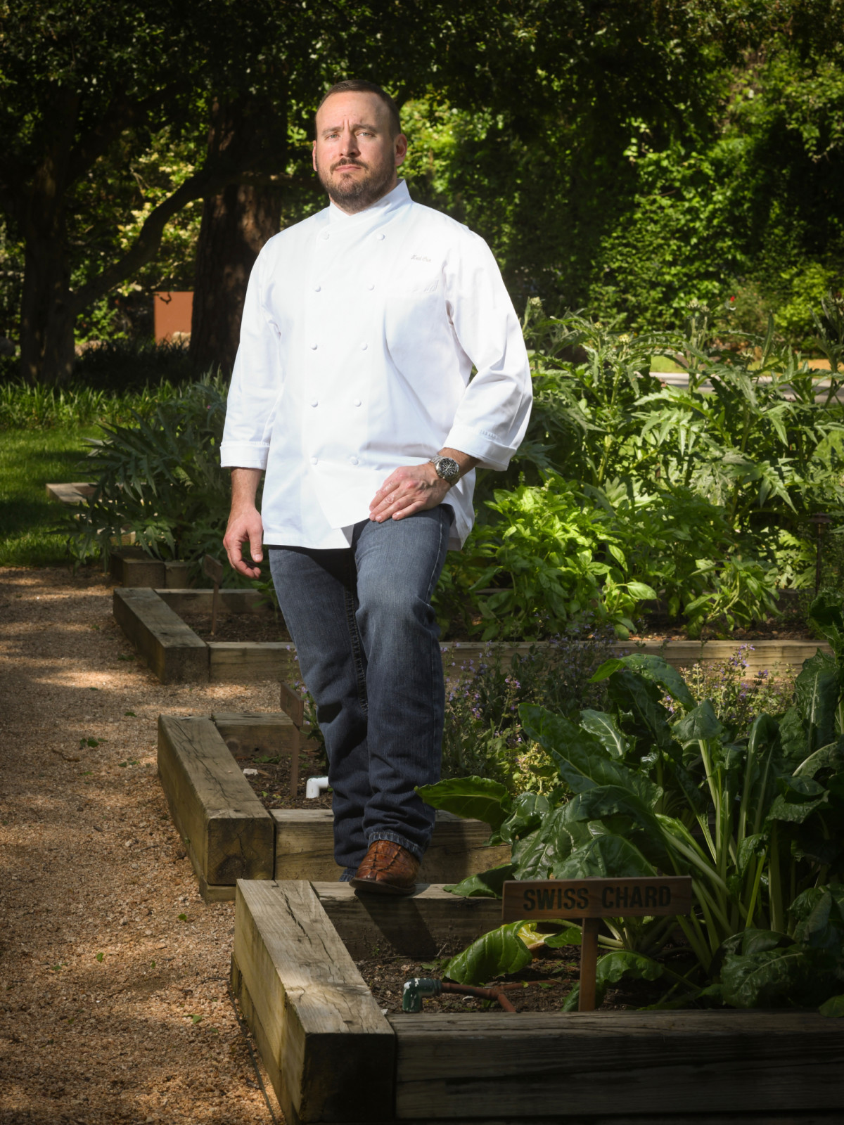Houstonian Executive Chef Neal Cox