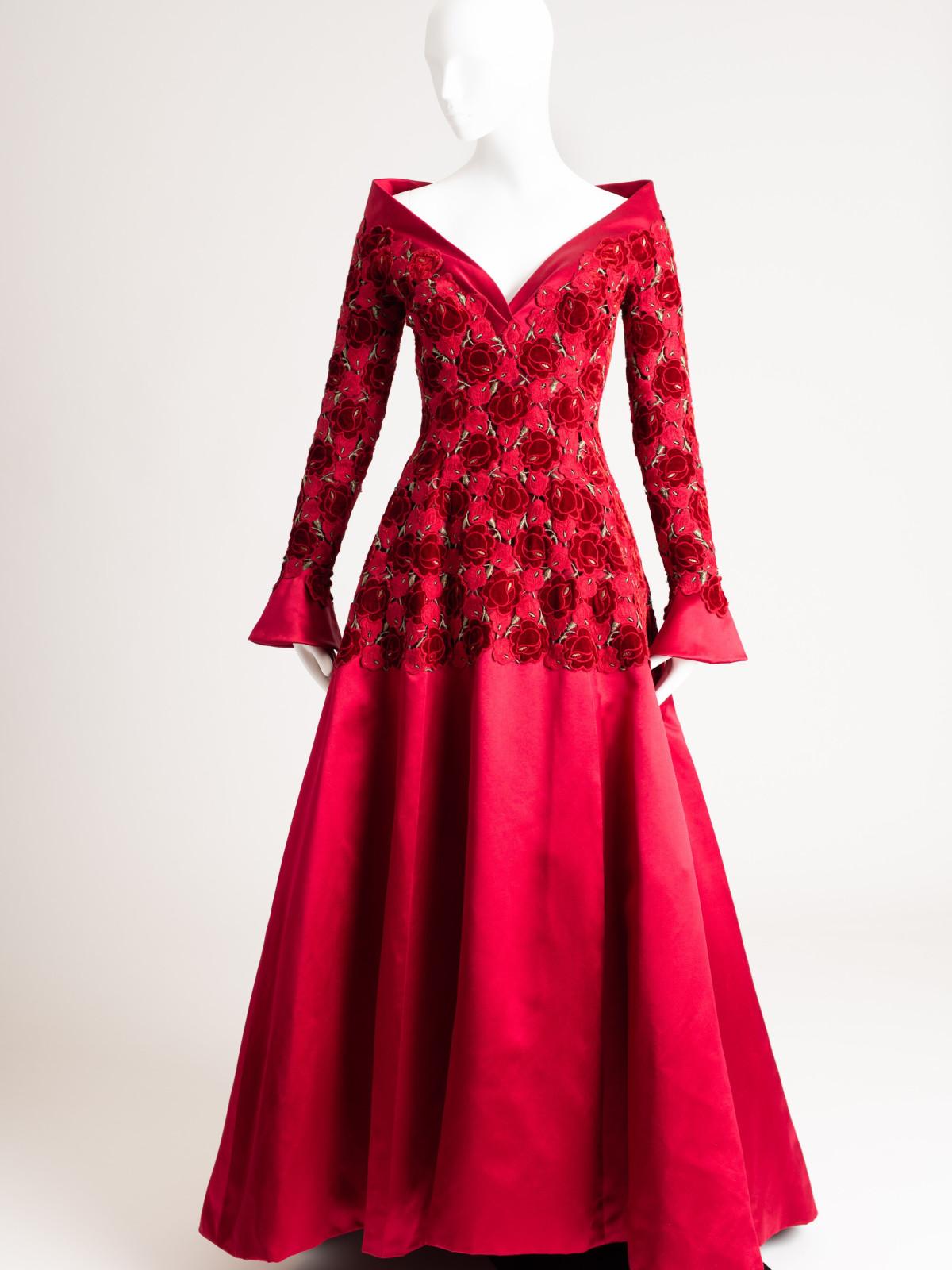 Pierre Balmain, Haute Couture c. 1991_77