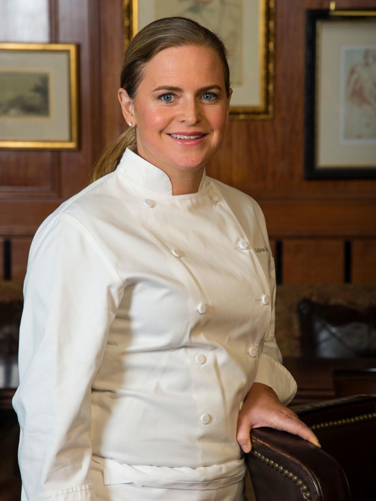Catherine Rodriguez Houstonian Hotel chef
