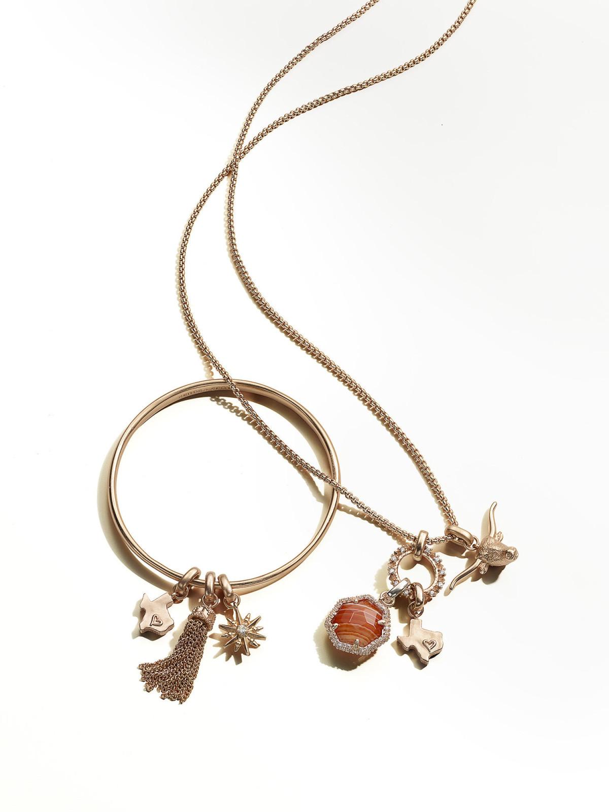 Kendra Scott charm jewelry