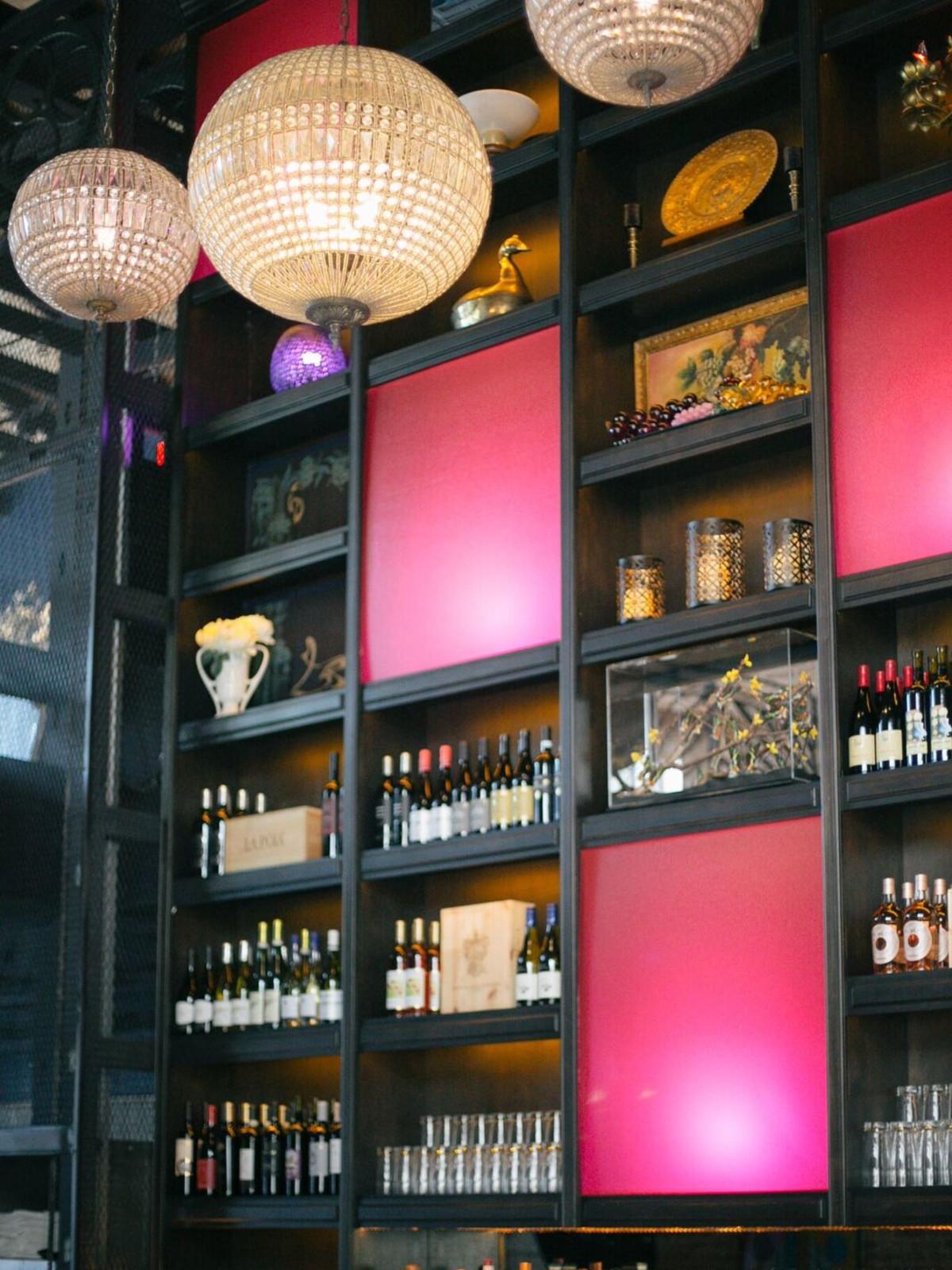 La Volpe bar