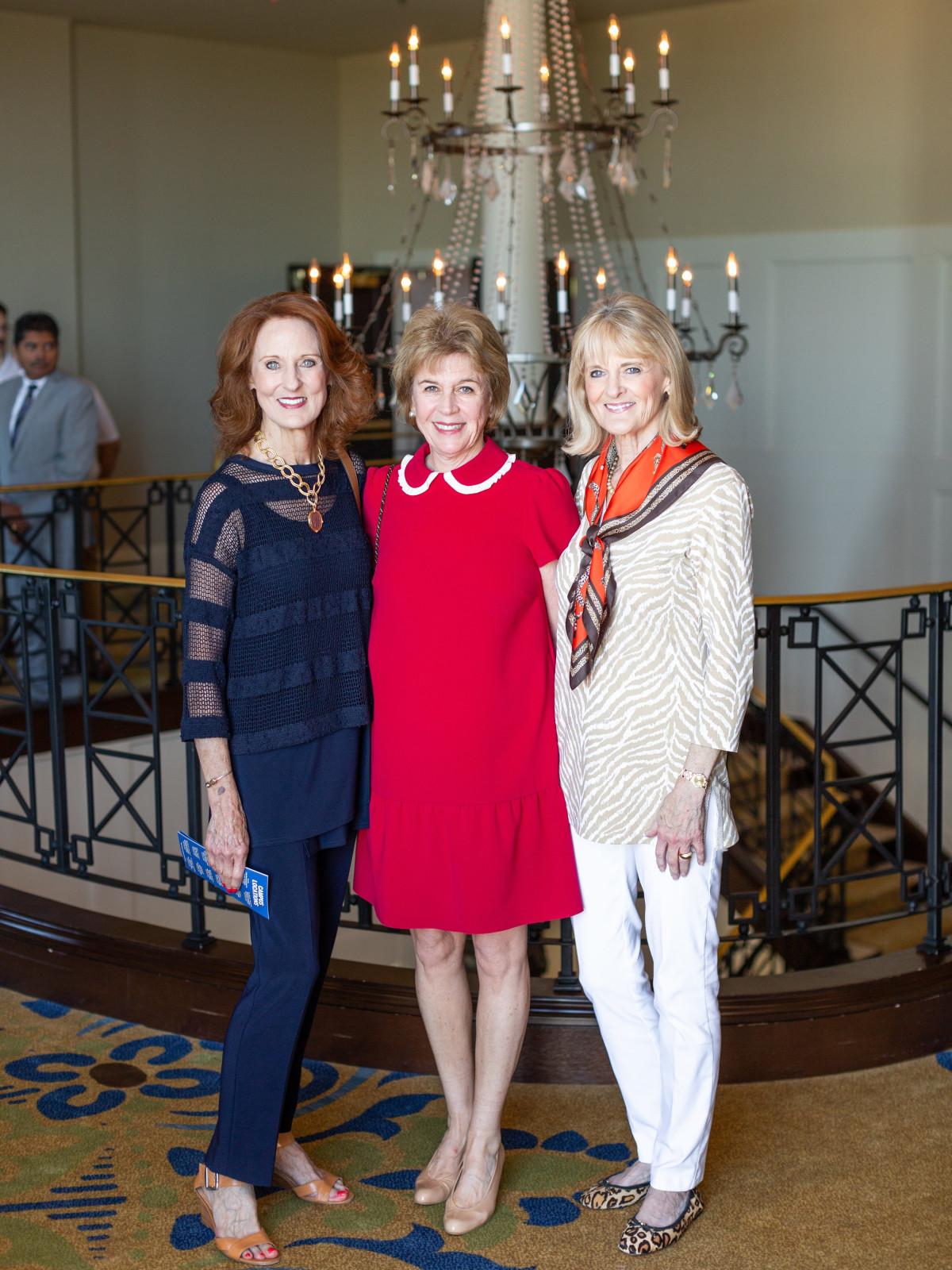 Kathy Amparan, Cheryl Conatser, Carol Severson
