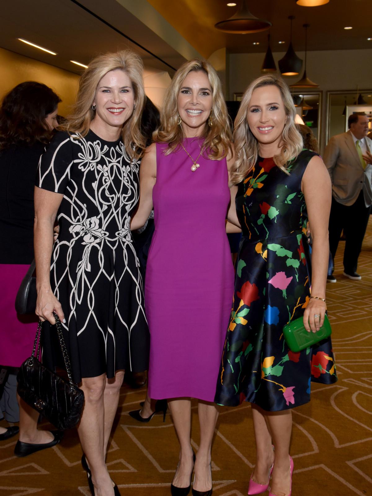 Terra Majork, Amanda Ward, Stephanie Seay