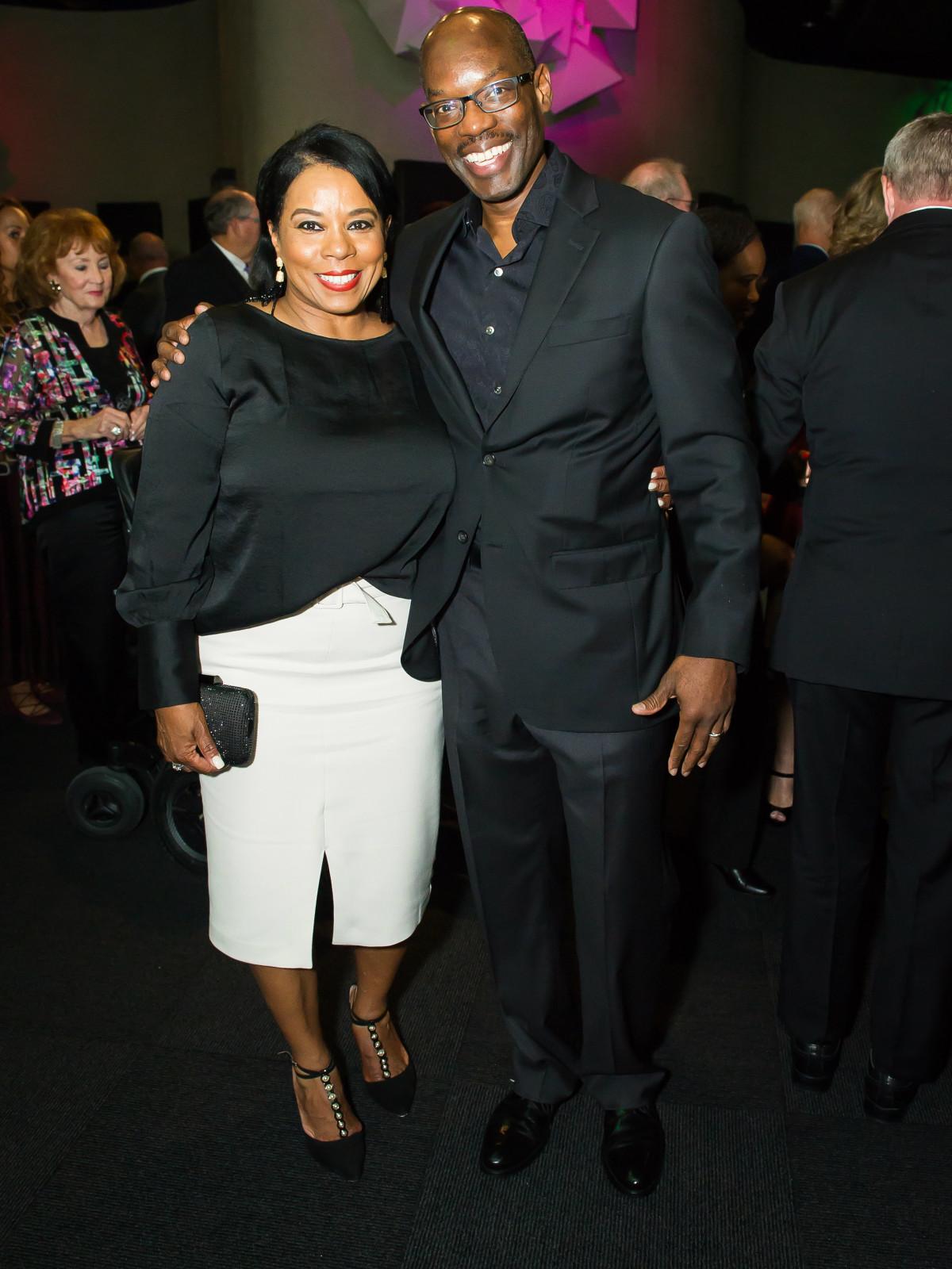 Yvette Robinson, Torrence Robinson