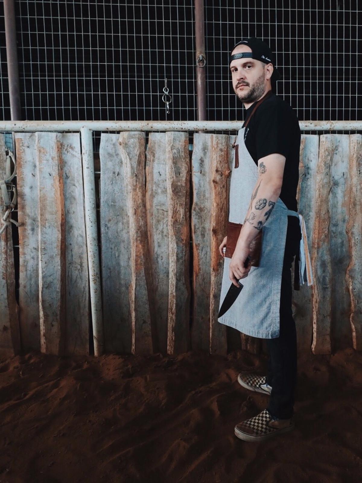 Butcher's Ball 2018 Ryan Lachaine