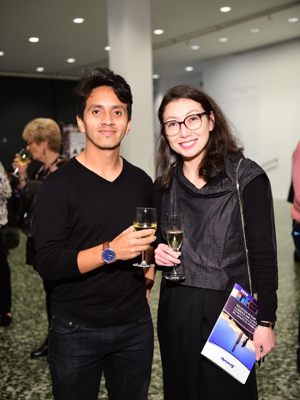 HCAF 2018 Opening Night:Byron Solarte, Aliya Urazimanova