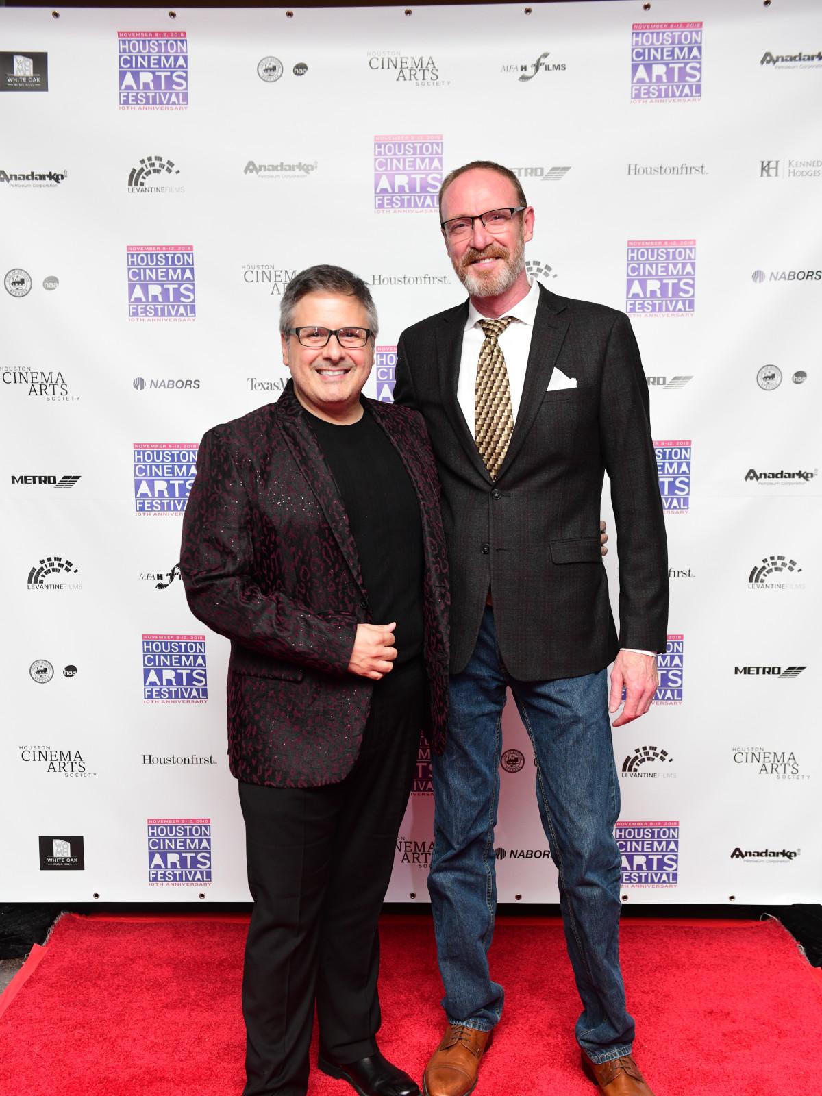 HCAF 2018 Opening Night:Ernie Manouse, Walt Zipprian