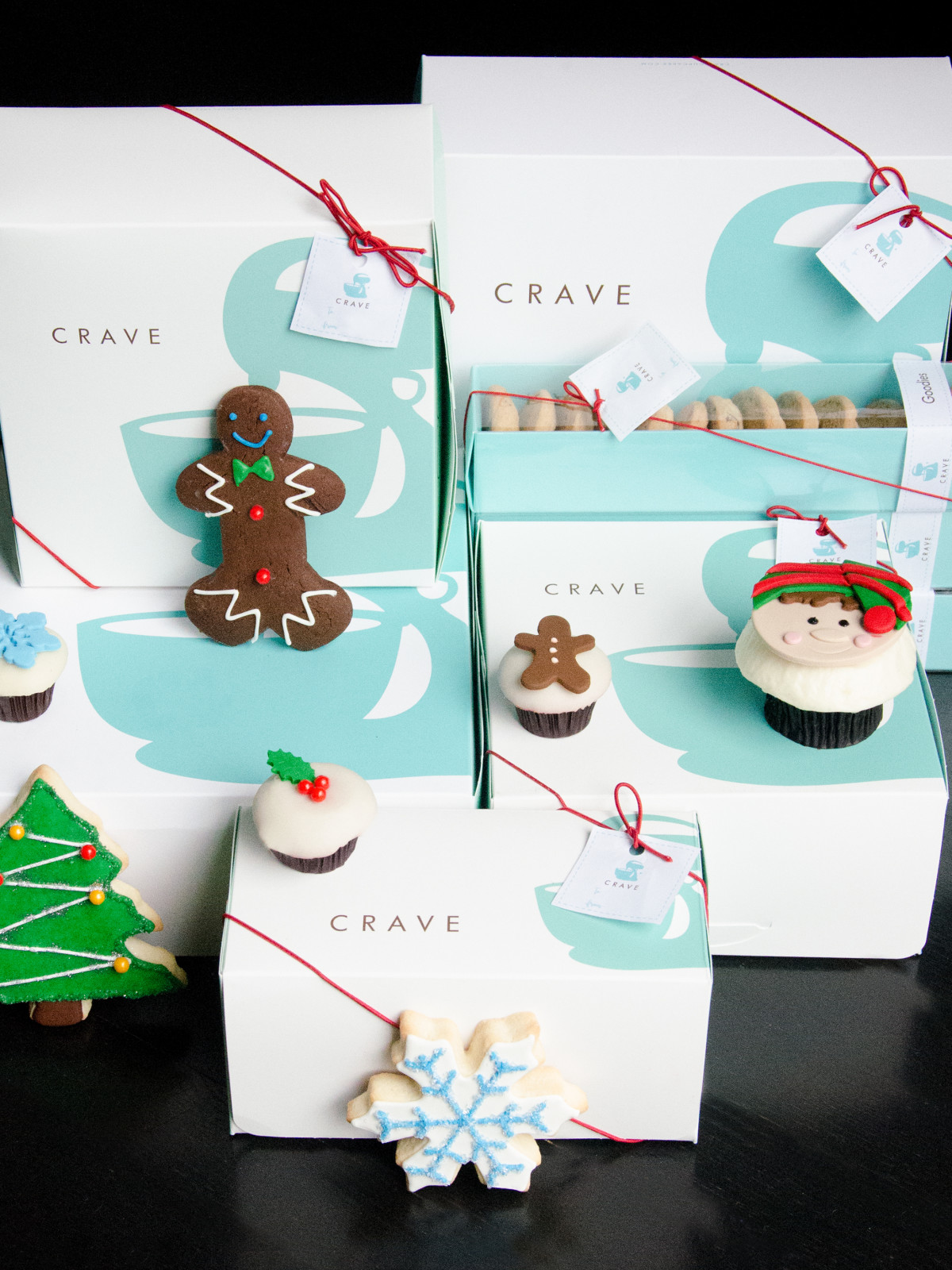 Crave gift boxes