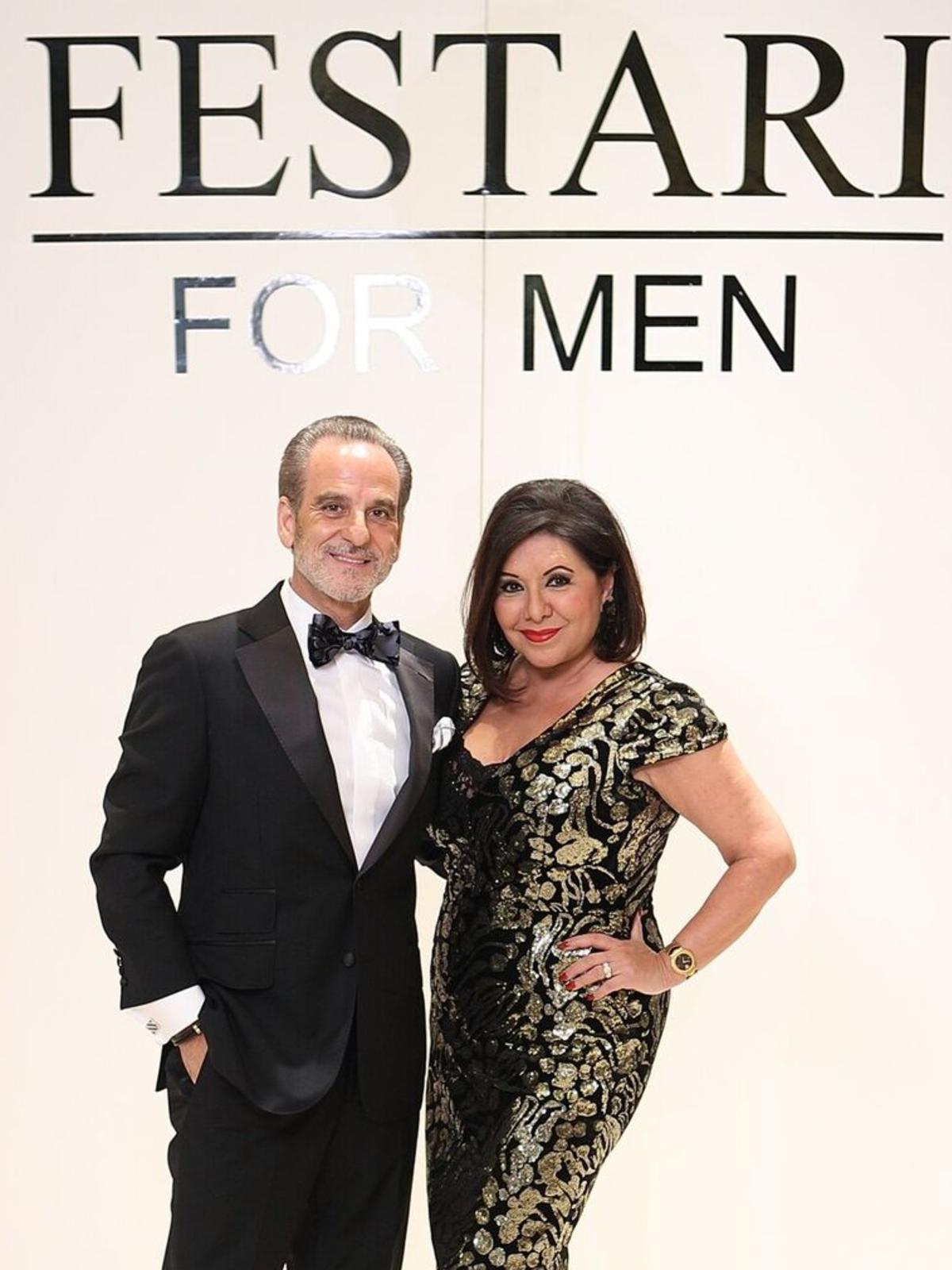 Una Notte-Rudy and Debbie Festari
