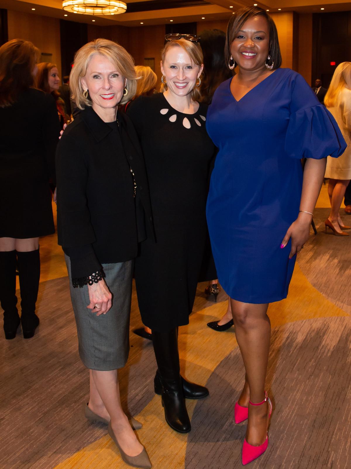 Gail Turner; Jessica Turner Waugh, Bianca Jackson
