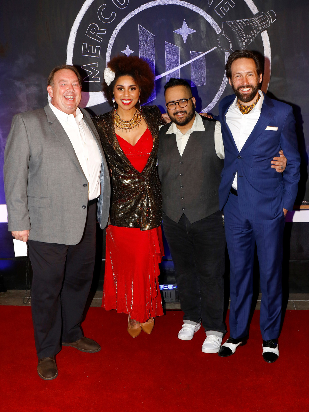 Jeffy Fisher, Joy Villa, Chris Cruz, Andrew Heaten