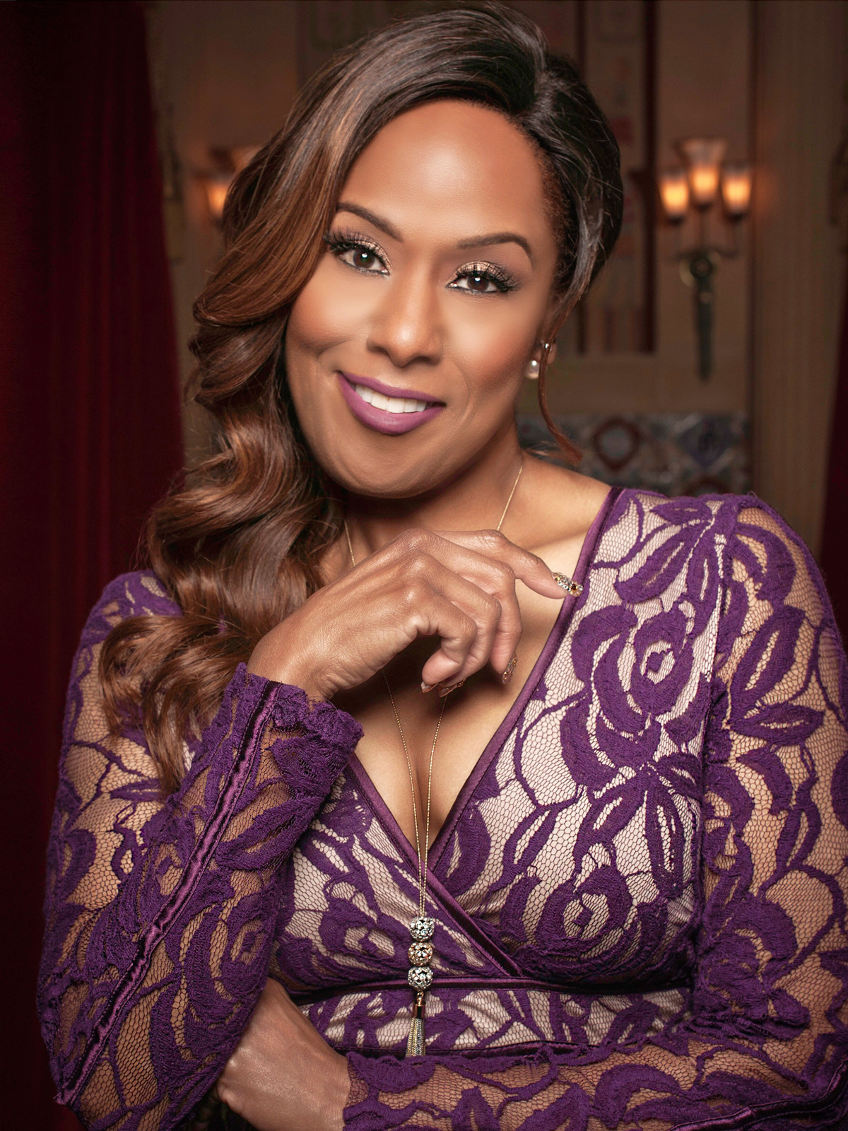 TMAA honoree Jennifer Holliday