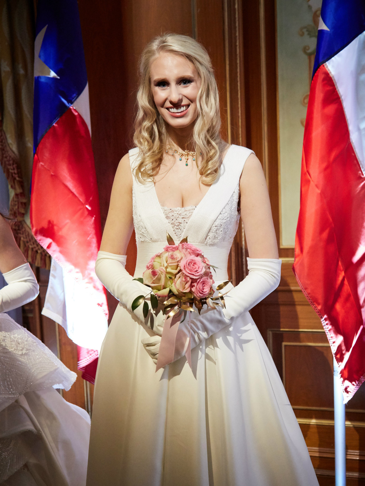 2018 International Debutante Ball Houstonian Catherine Coselli