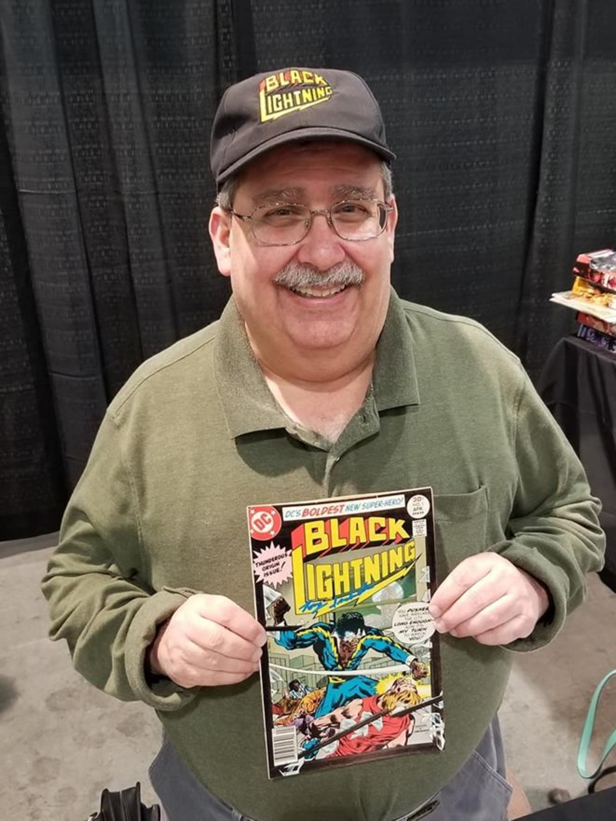 Tony Isabella, Black Lightning