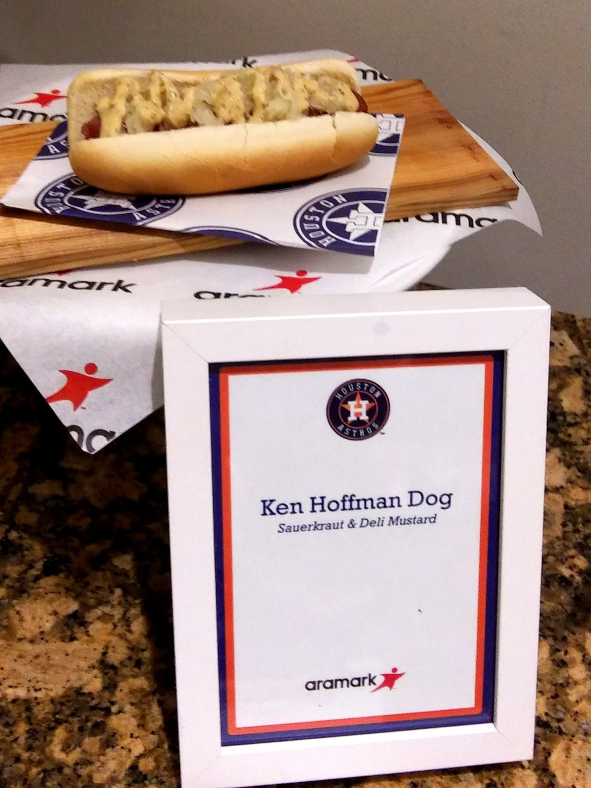 Houston Astros Stadium Food Minute Maid Park 2019 Ken Hoffman