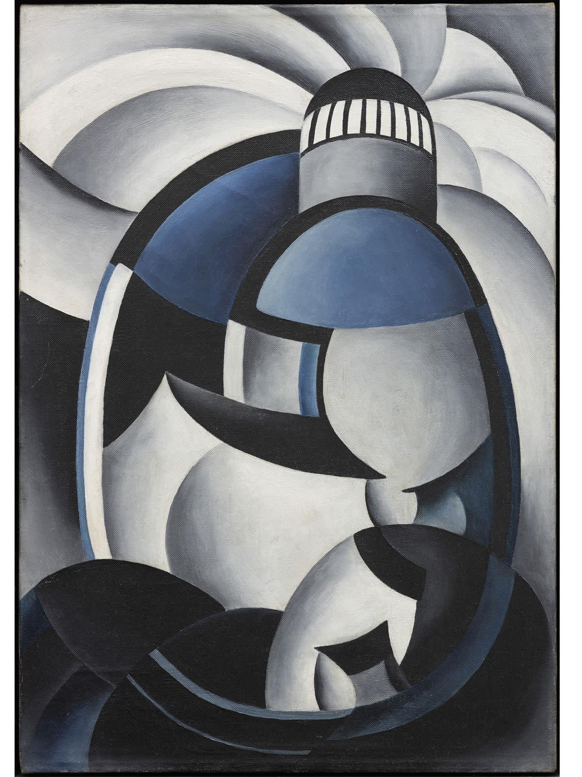 Ida O'Keeffe, Variation on a Lighthouse Theme