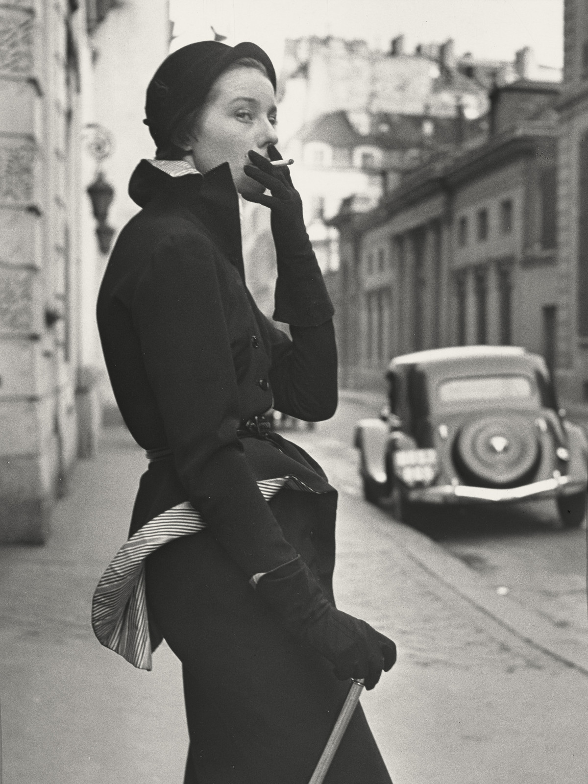 Paris Fashions Gordon Parks (1912-2006)