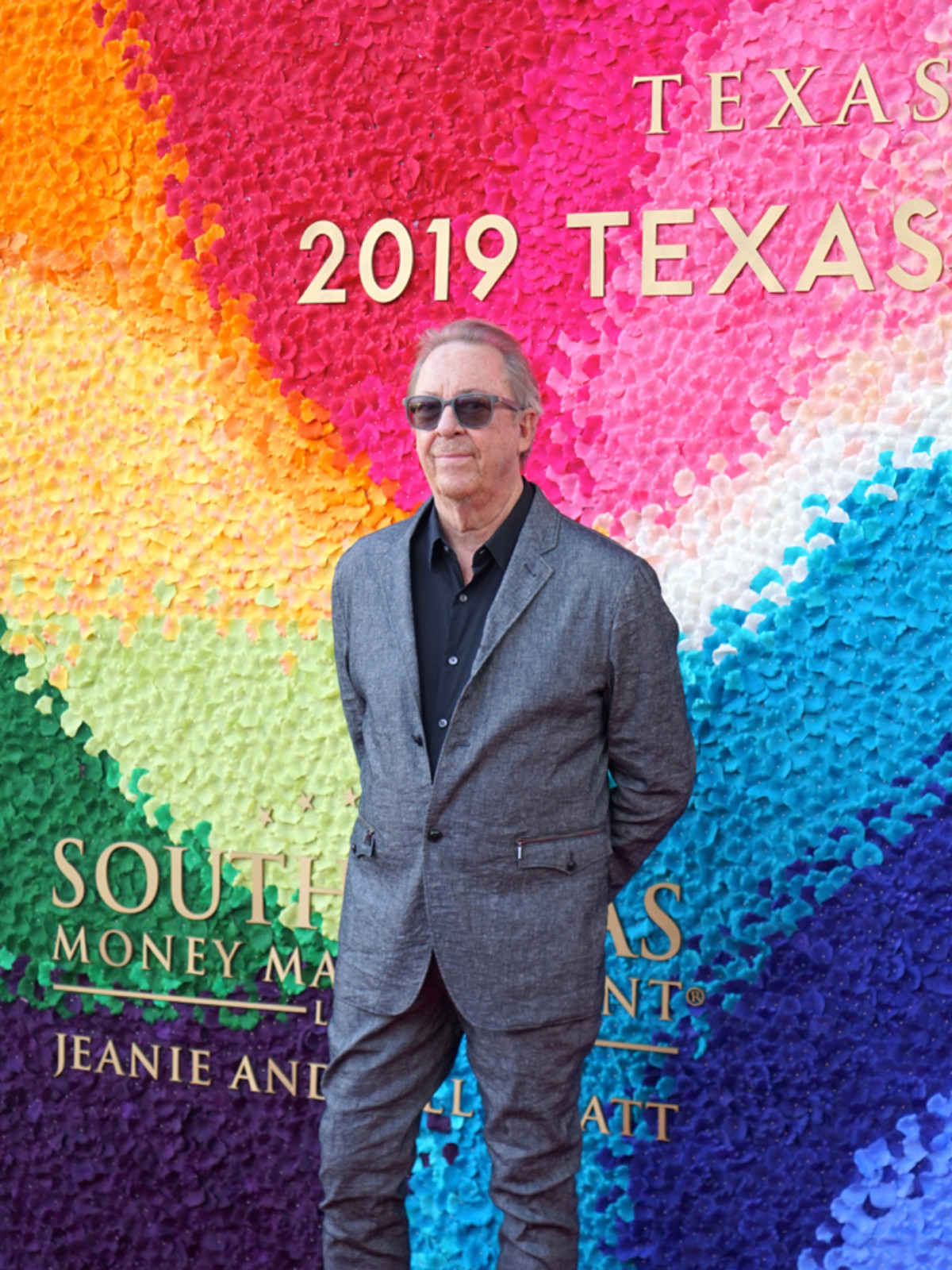 2019 Texas Medal of Art Awards Boz Scaggs