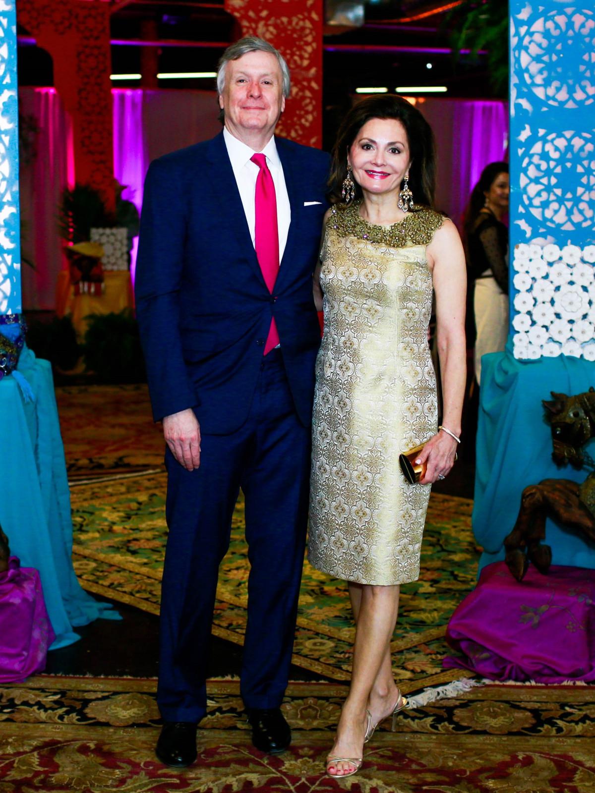 Mark and Melinda Knowles