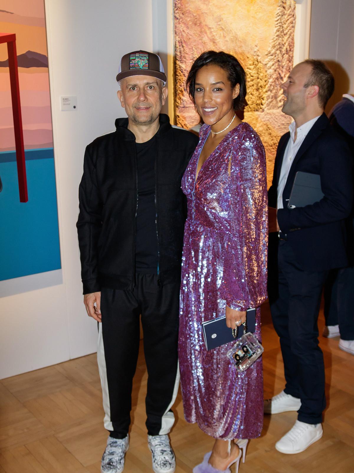 Marc Quinn, Jessica Nowitzki