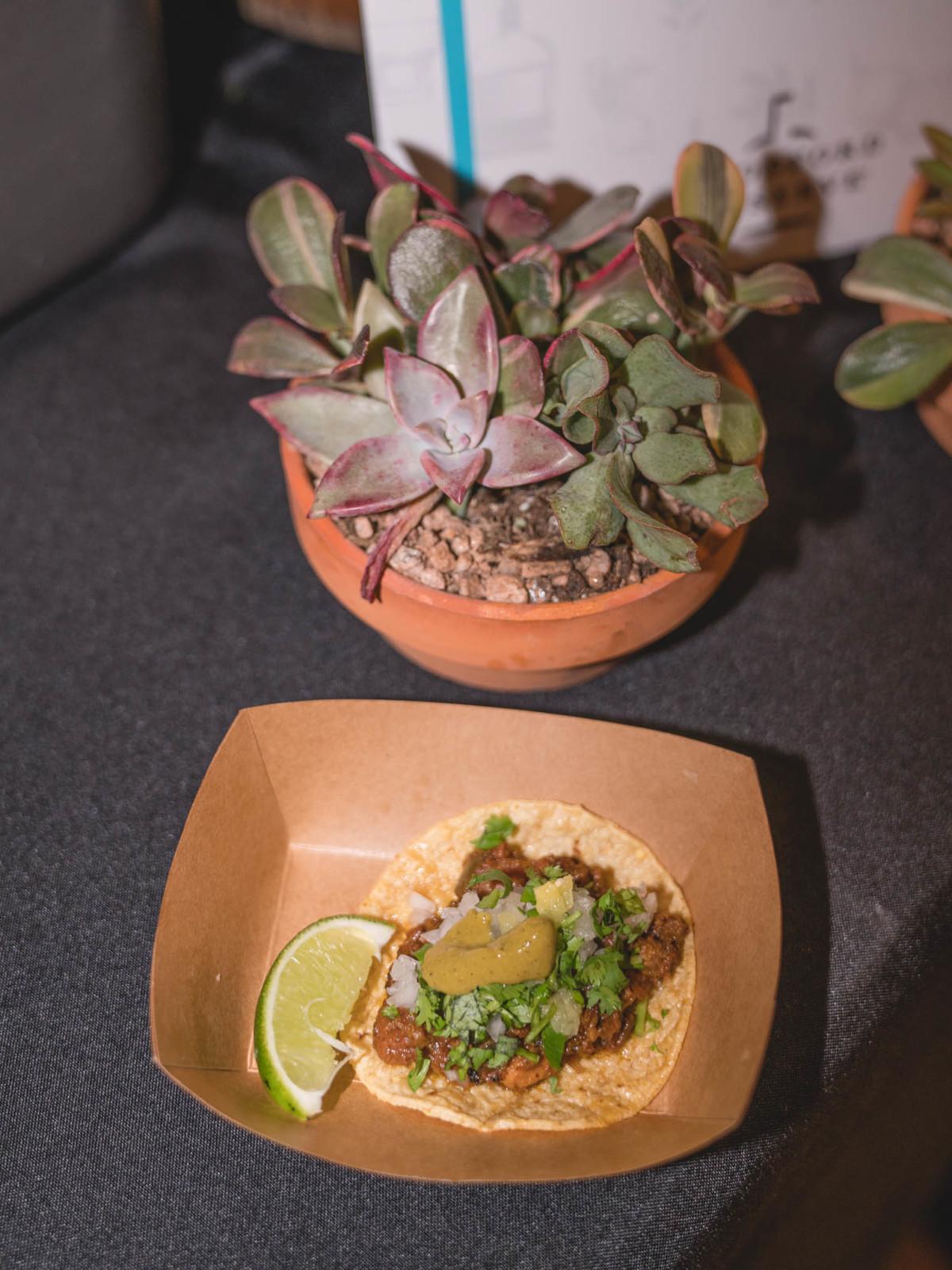 CultureMap Tastemakers 2019 Bob Bullock Museum Discada Tacos
