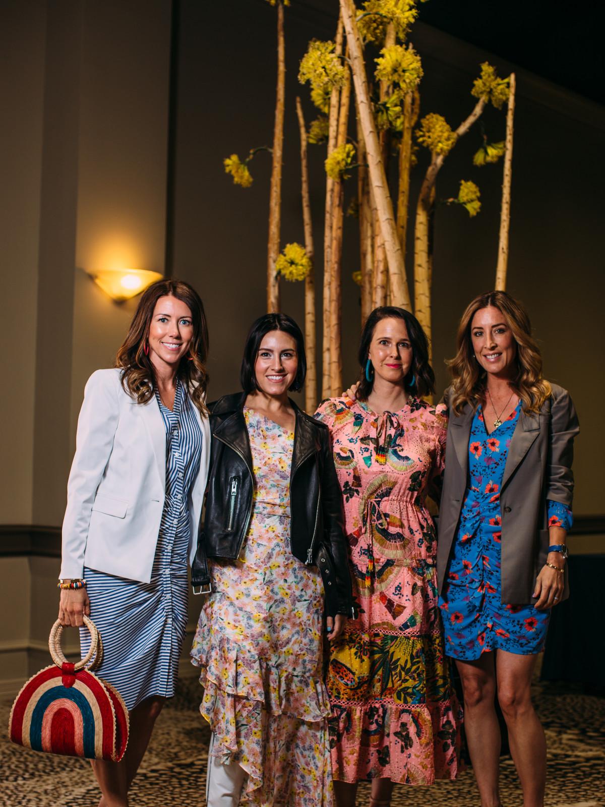 Beth Price, Raquel Wilson, Alethia Vitale, Megan Bennet