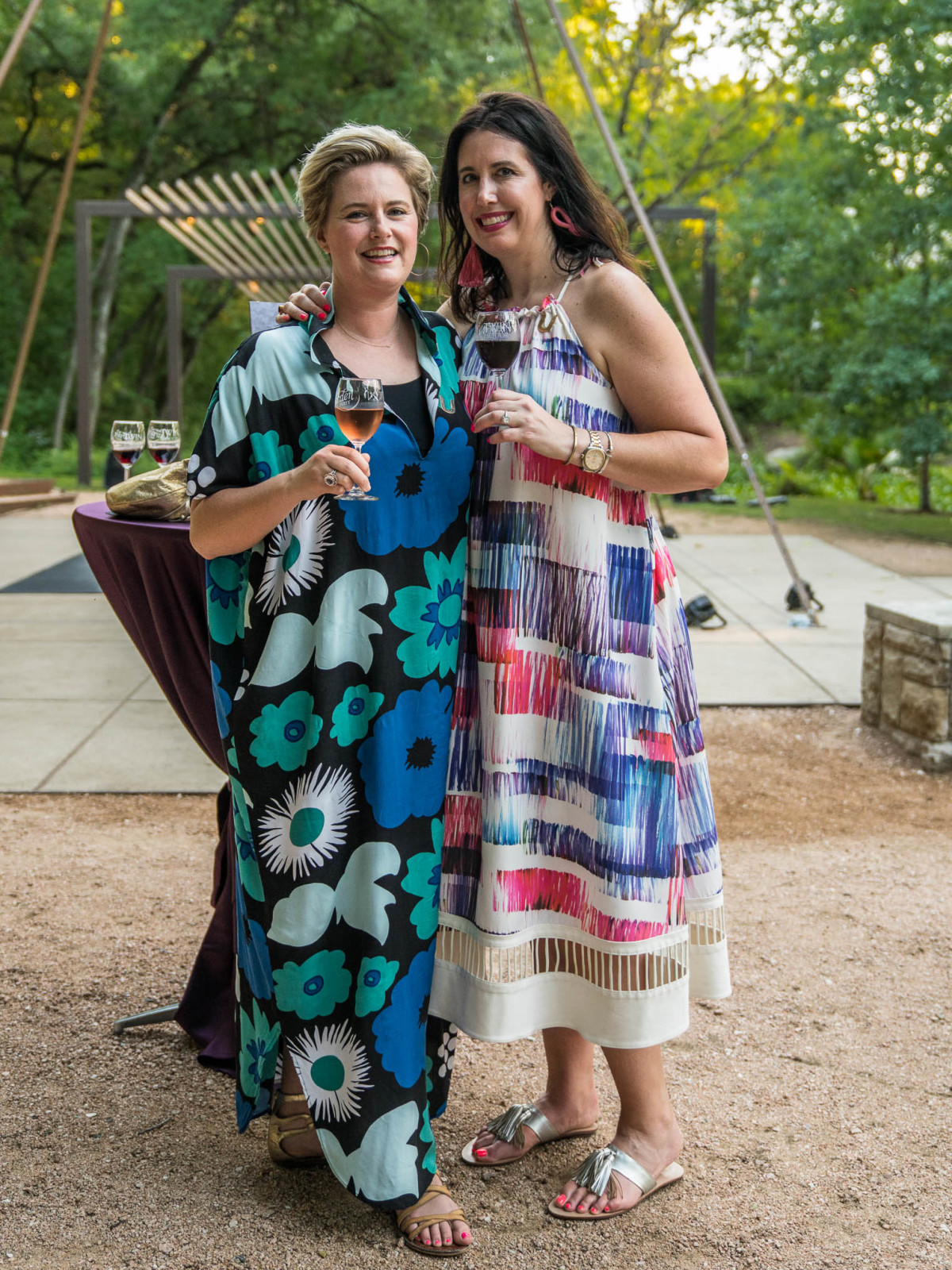 Umlauf Garden Party 2019 Whitney Zennadi Brooke Hester