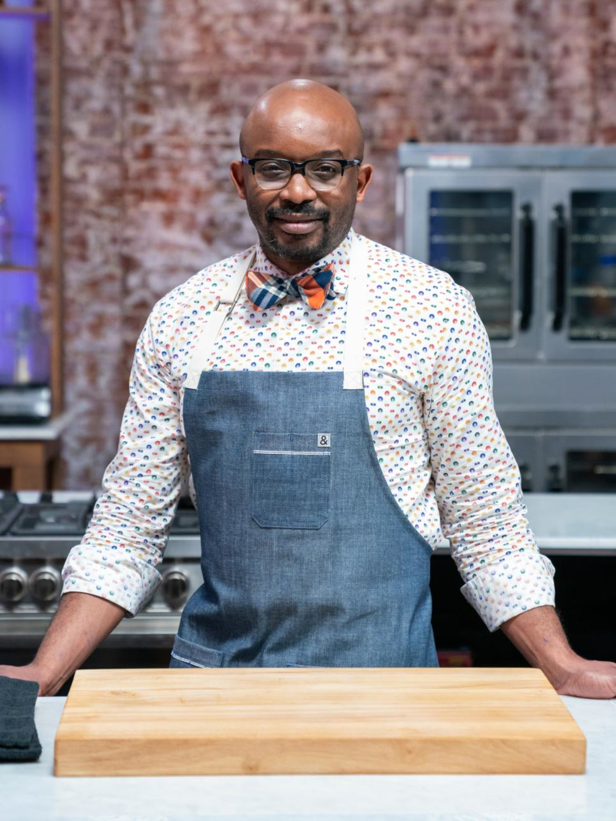 Edet Okon Food Network Best Baker in America