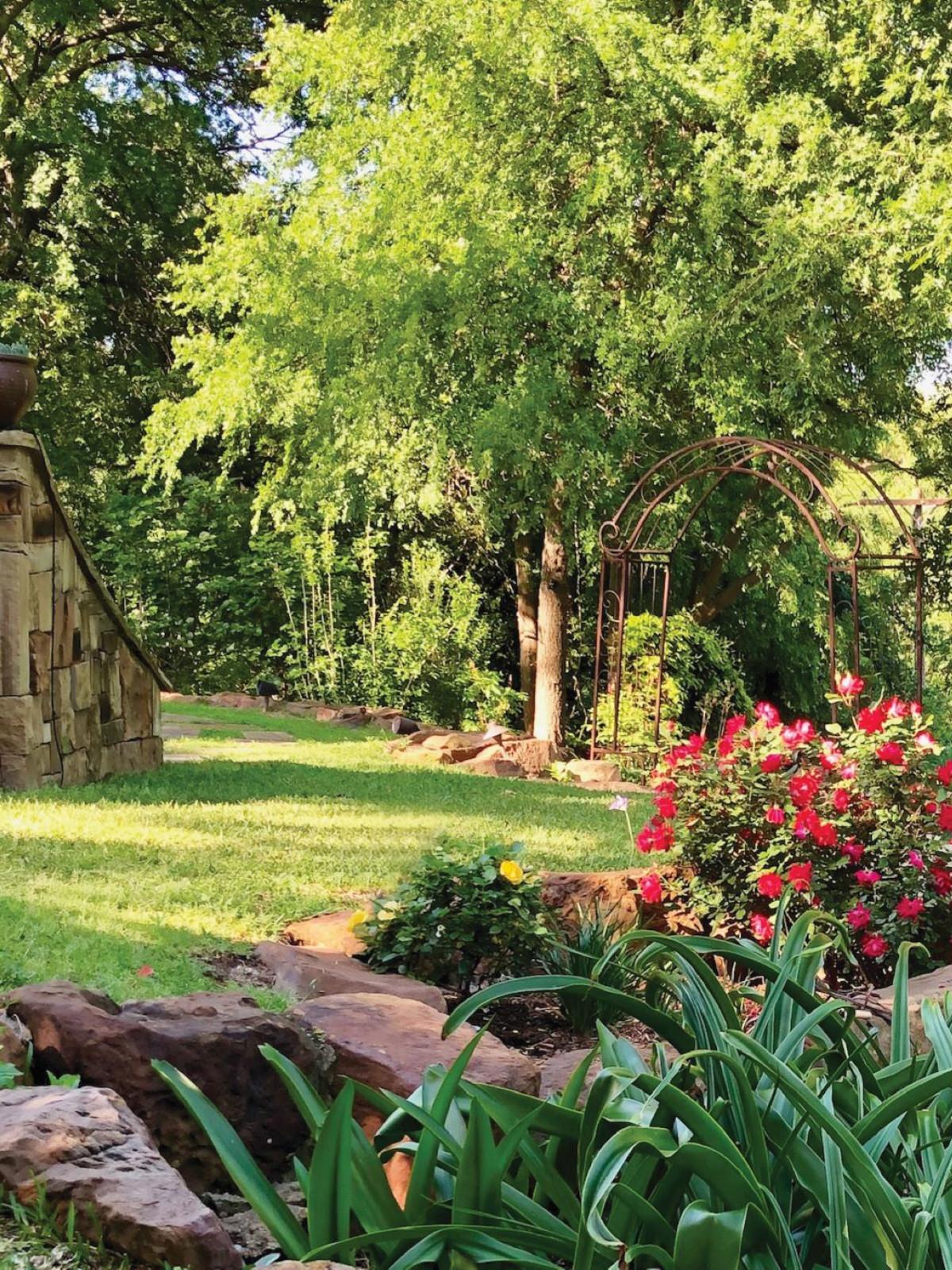 Hidden Gardens Tour, Garden 2