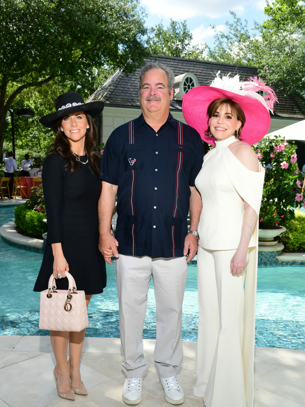 Hats, Hearts & Horseshoes 2019 Kentucky Derby Tilman Fertitta