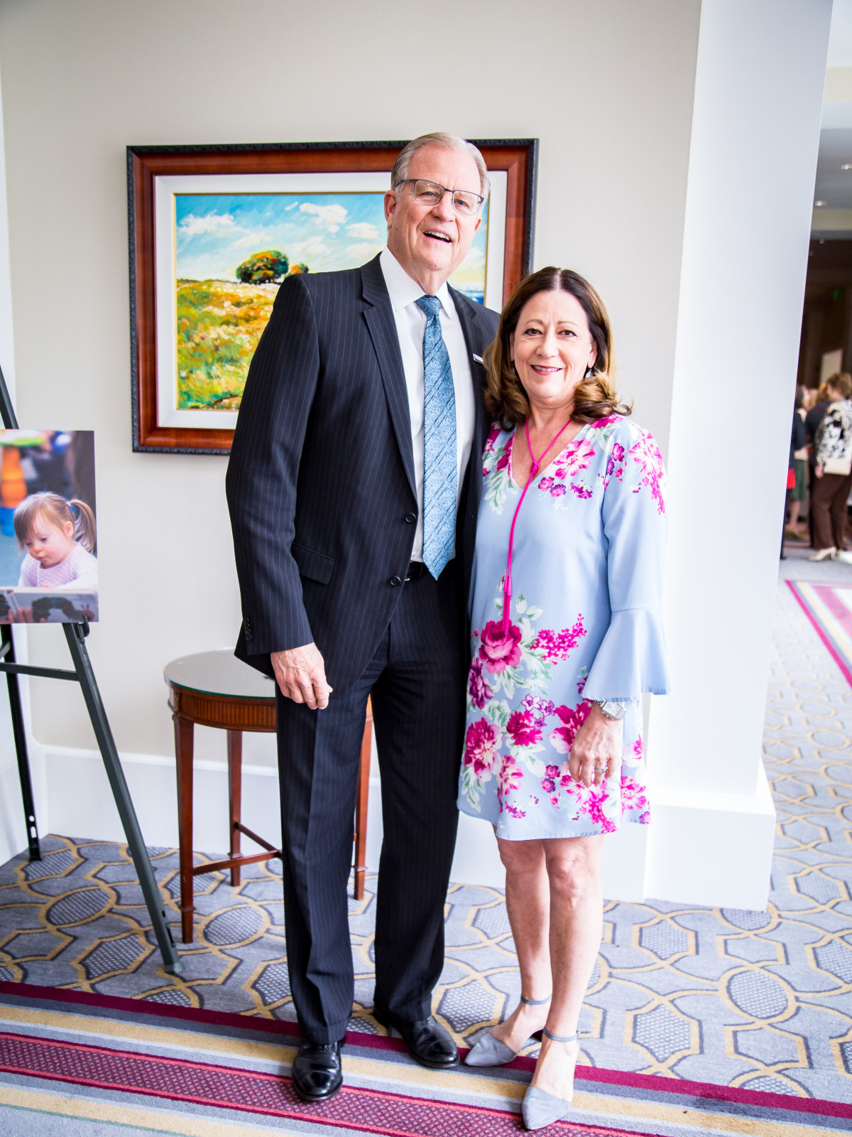 Dr. Robert Walker, Stefanie Brigger