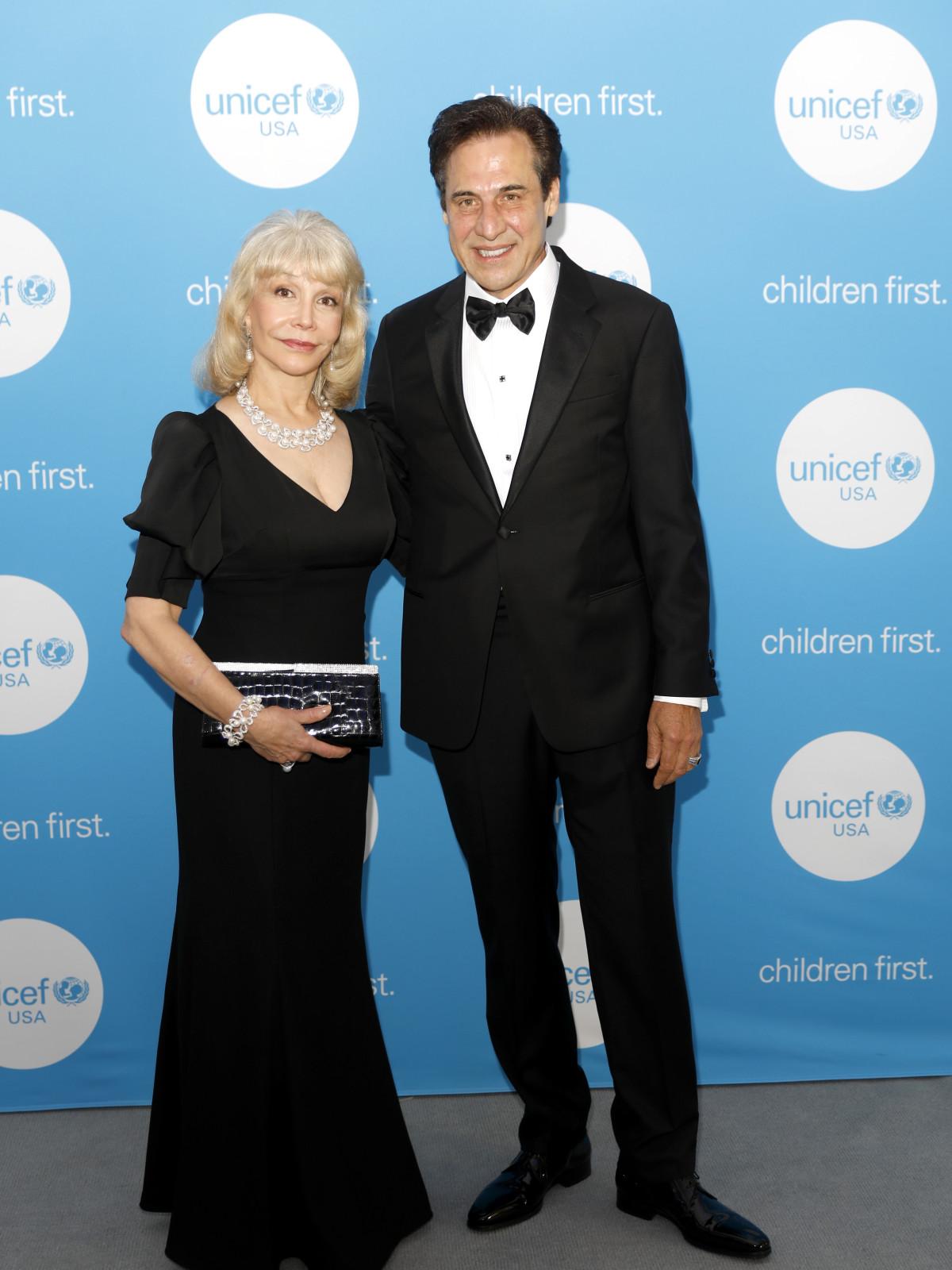UNICEF Gala Houston 2019 Susan and Dan Boggio