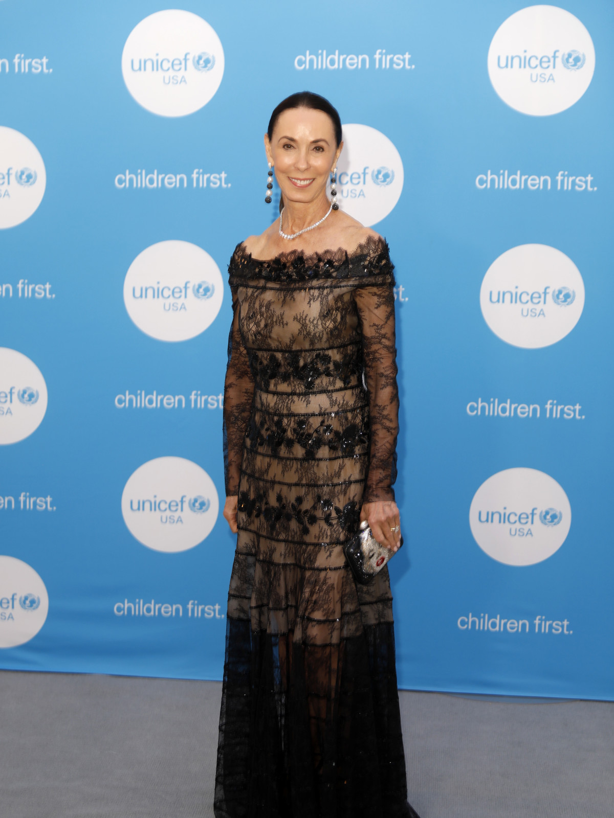 UNICEF Gala Houston 2019 Sue Smith