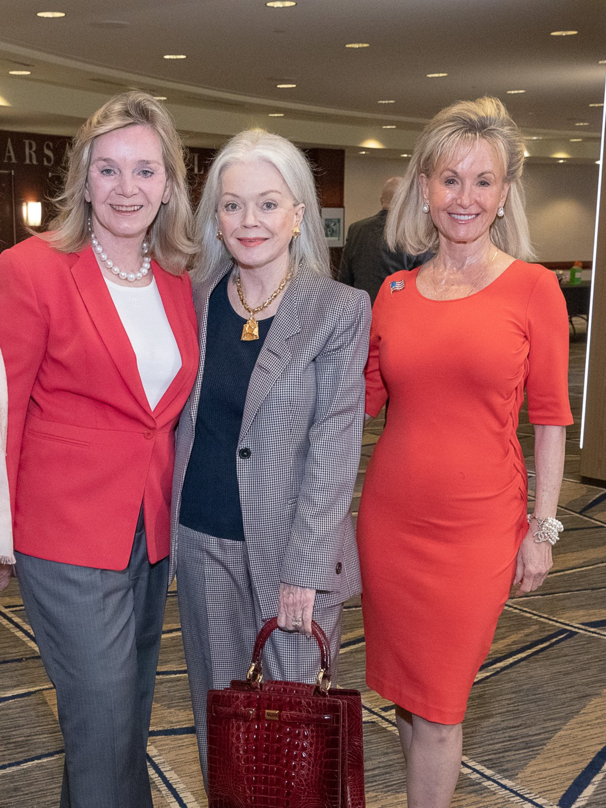 Gaile Cook, Lynne Sheldon, Toni Brinker