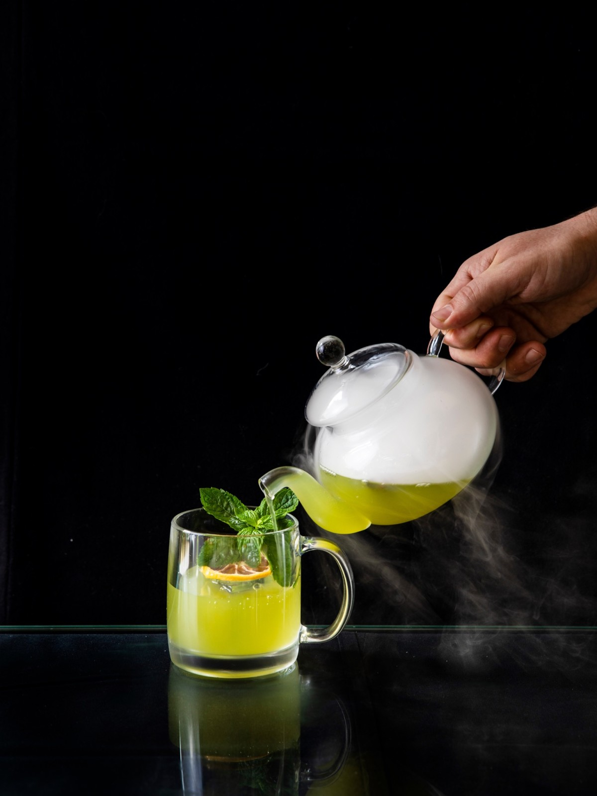 MAD Green tea gin and tonic