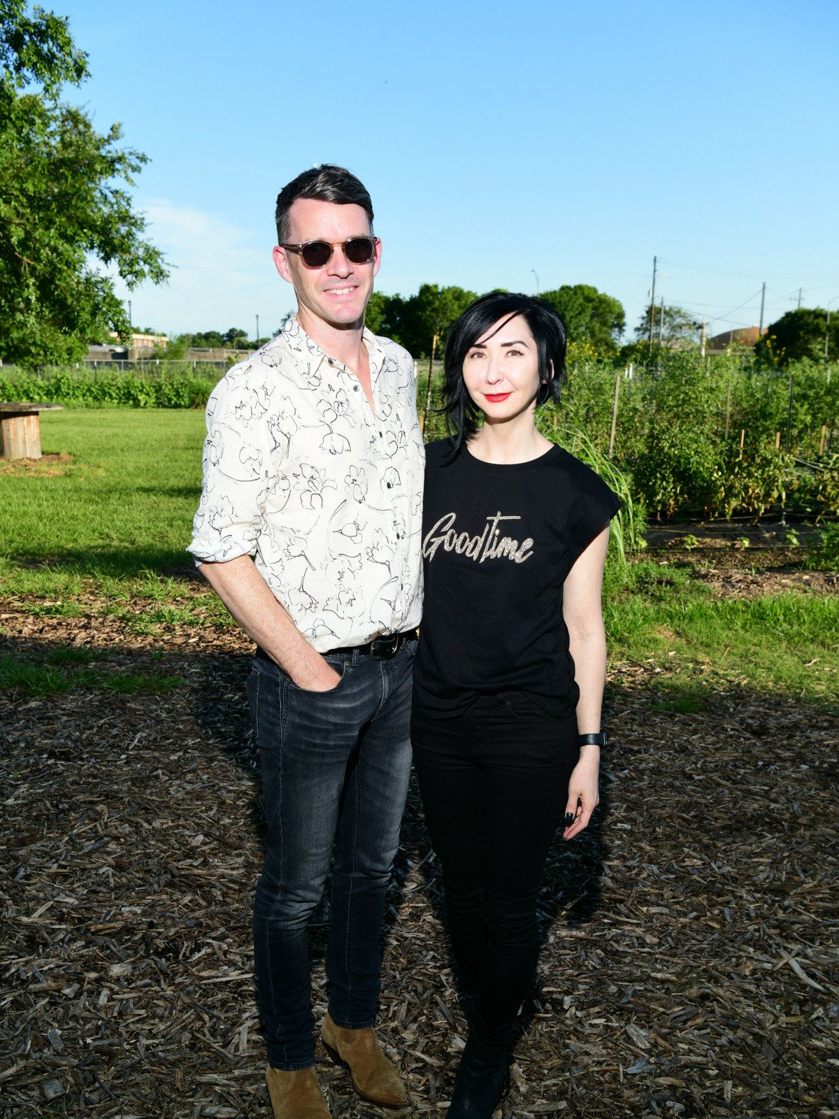 Chefs in the Field Hope Farms Summer 2019 Sverre Carrie Brandsberg-Dahl