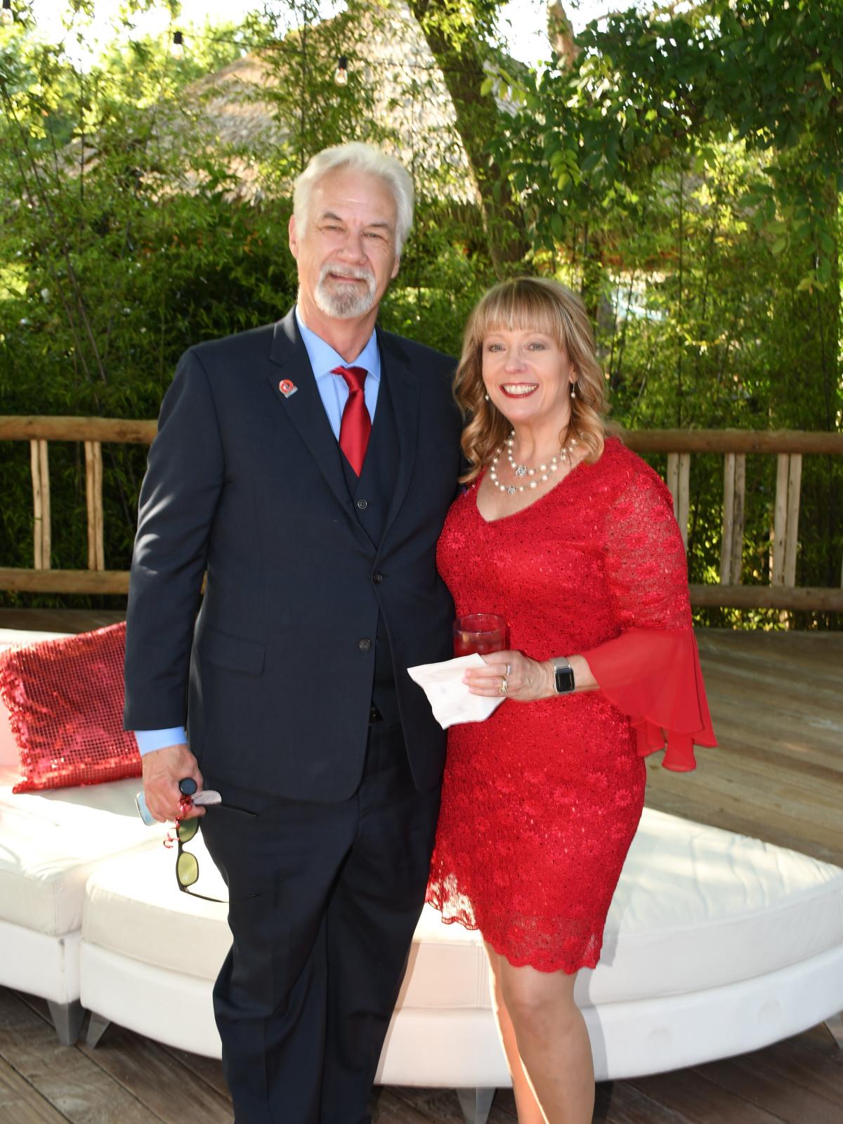 Gregg and Lisa Cobb