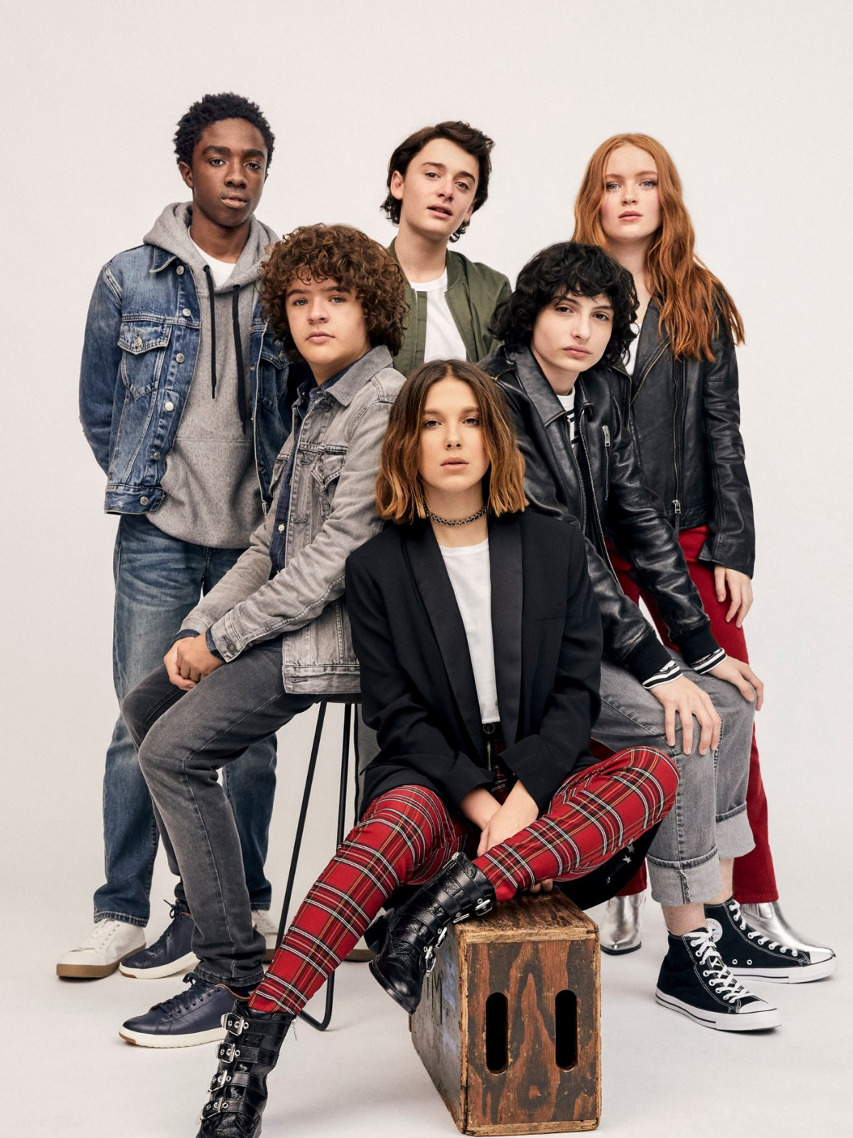 Stranger Things cast 2019 Season 3