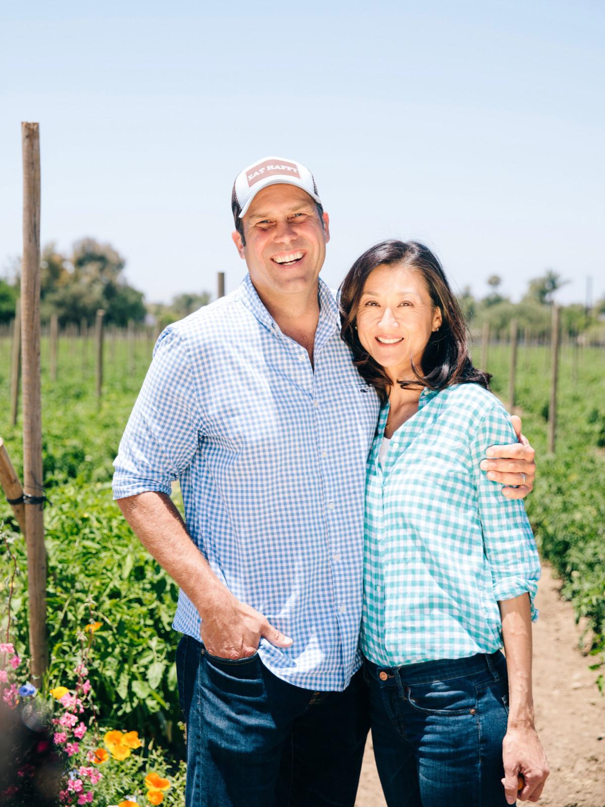 Mendocino Farms Ellen Chen Mario Del Pero