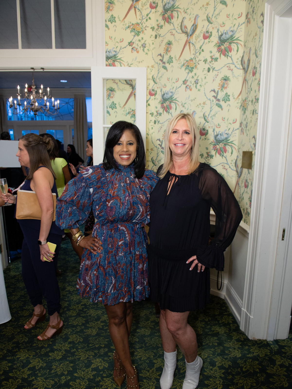 Fashion Unlocked Junior League Adrian Kreps Lisa Appleby