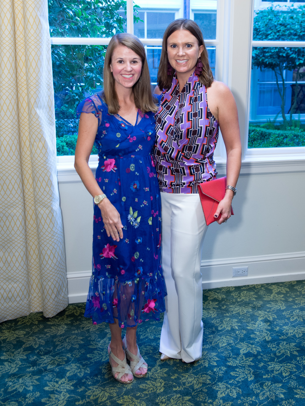 Fashion Unlocked Junior League Amy Johnson Julie Baughman