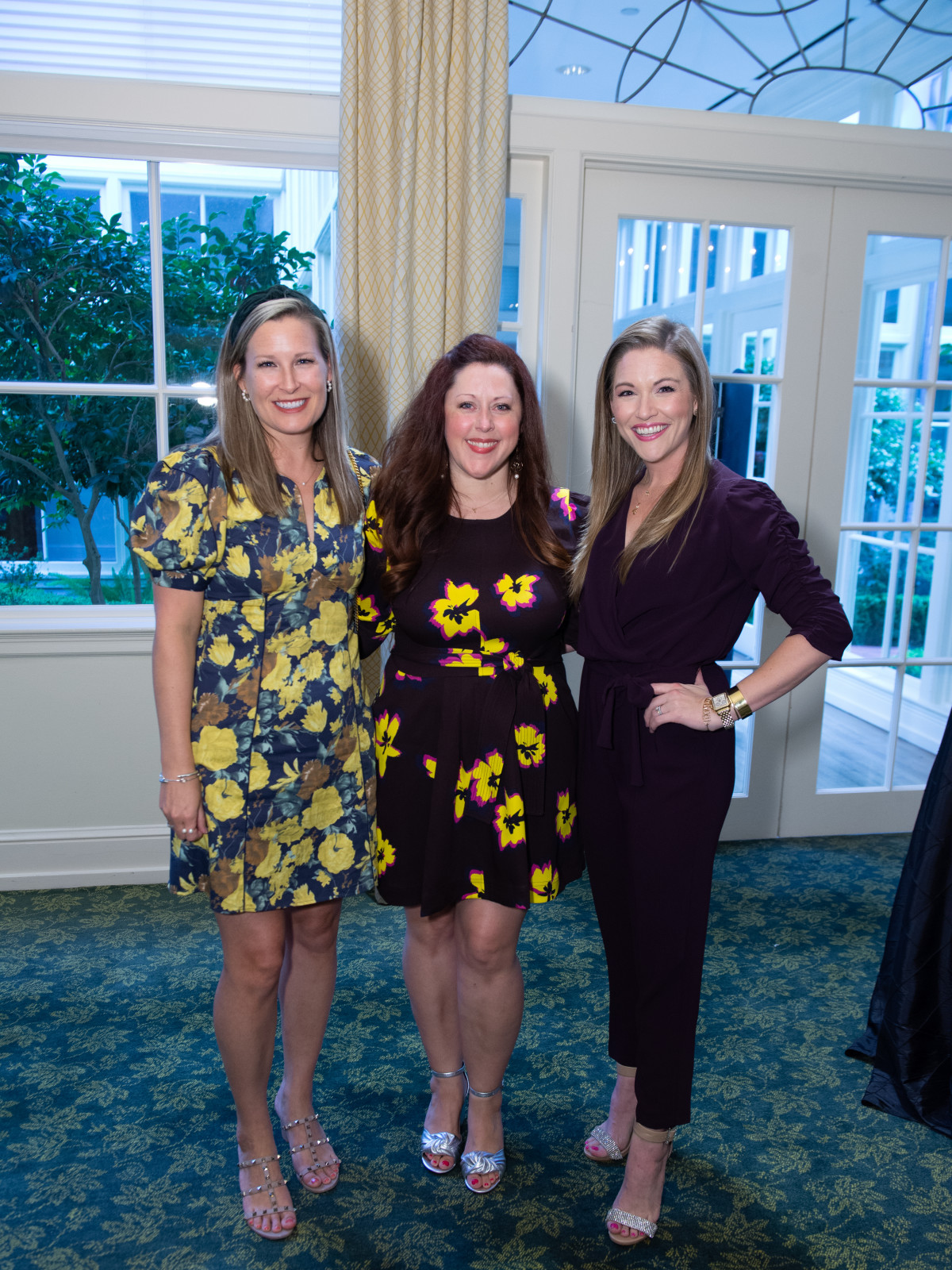 Fashion Unlocked Junior League Bethany Buchanan, Amy Strickland, Christina Frederick