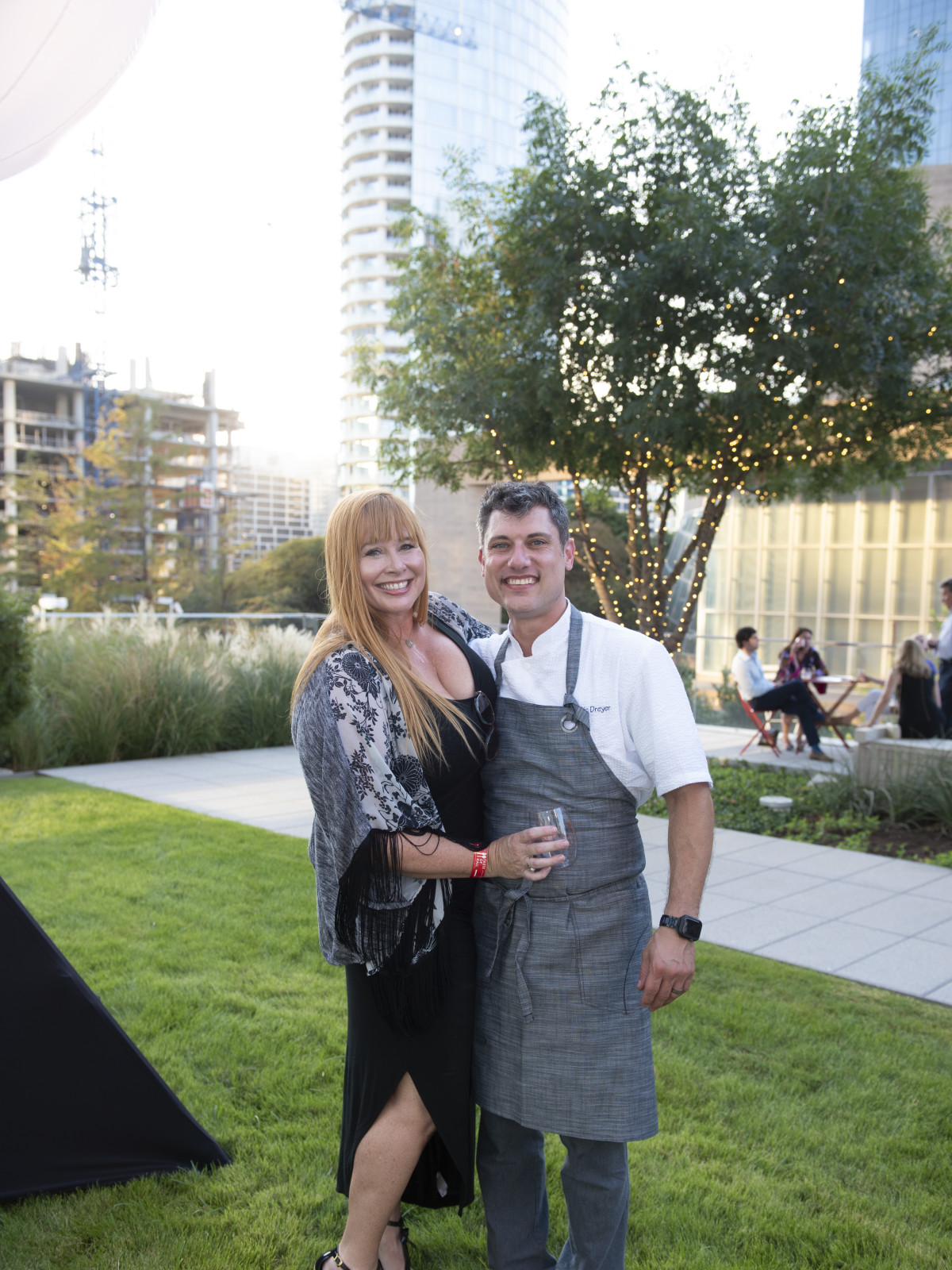 Nancy Dreyer, Chef Eric Dreyer