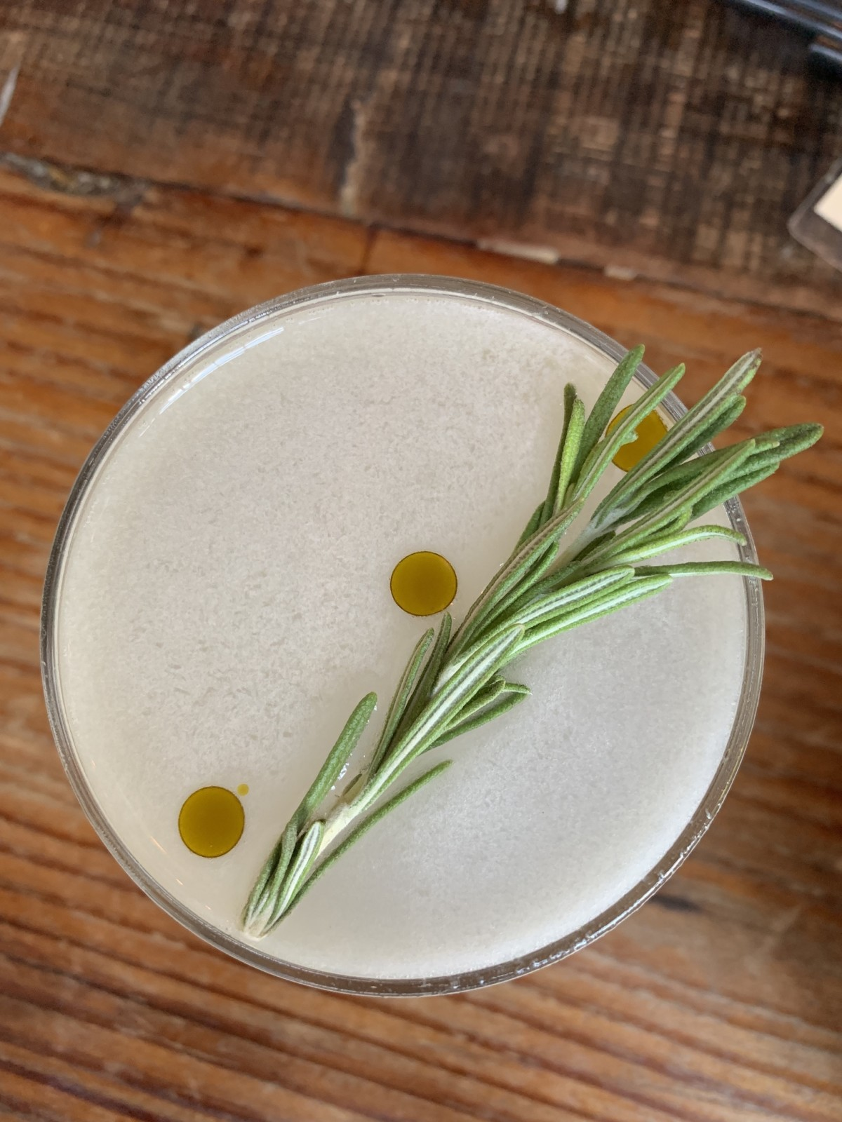 La Grange CBD cocktail